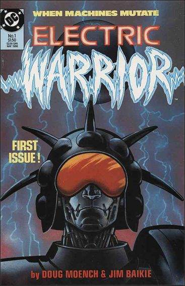 Electric Warrior 1-A by DC