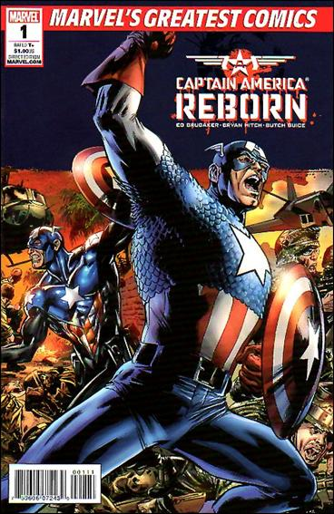 Captain America: Reborn 1-H by Marvel