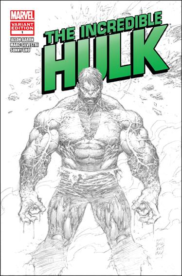 Incredible Hulk (2011)  1-E by Marvel