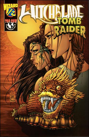Witchblade/Tomb Raider 1/2-A by Top Cow