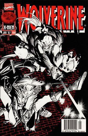 Wolverine (1988)  109-B