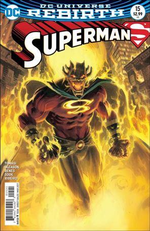 Superman (2016) 15-B