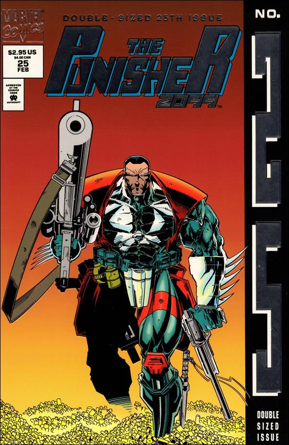 Punisher 2099 (1993) 25-A by Marvel