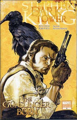 Dark Tower: The Gunslinger Born 2-D
