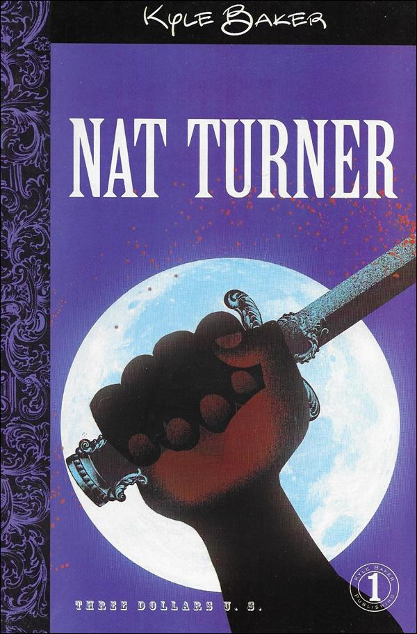 Nat Turner 1-A by Kyle Baker