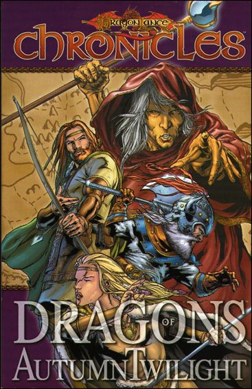 Dragonlance Chronicles: Dragons Autumn Twilight nn-A by Devil's Due
