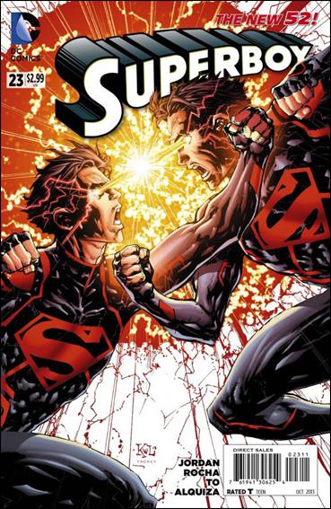 Superboy (2011/11) 23-A by DC