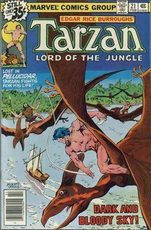 Tarzan (1977) 21-A