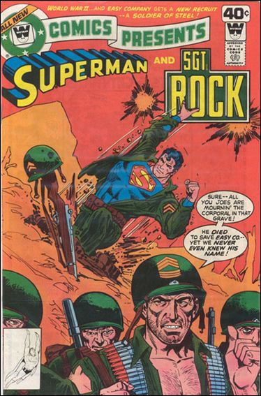 DC Comics Presents (1978) 10-B by DC