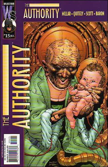 Authority (1999) 15-A by WildStorm