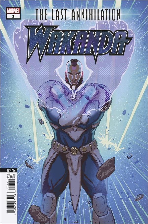 Last Annihilation: Wakanda 1-B by Marvel
