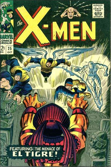 X-Men (1963) 25-A by Marvel