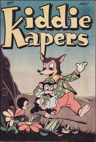 Kiddie Kapers (1945) 1-A