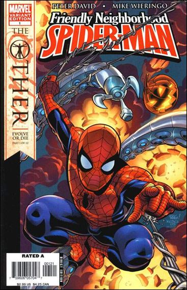 Friendly Neighborhood Spider-Man 1-B by Marvel