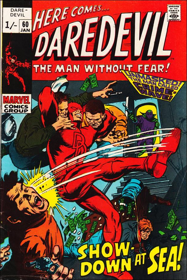 Daredevil (1964) 60-B by Marvel