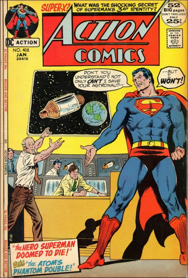 Action Comics (1938) 408-A by DC