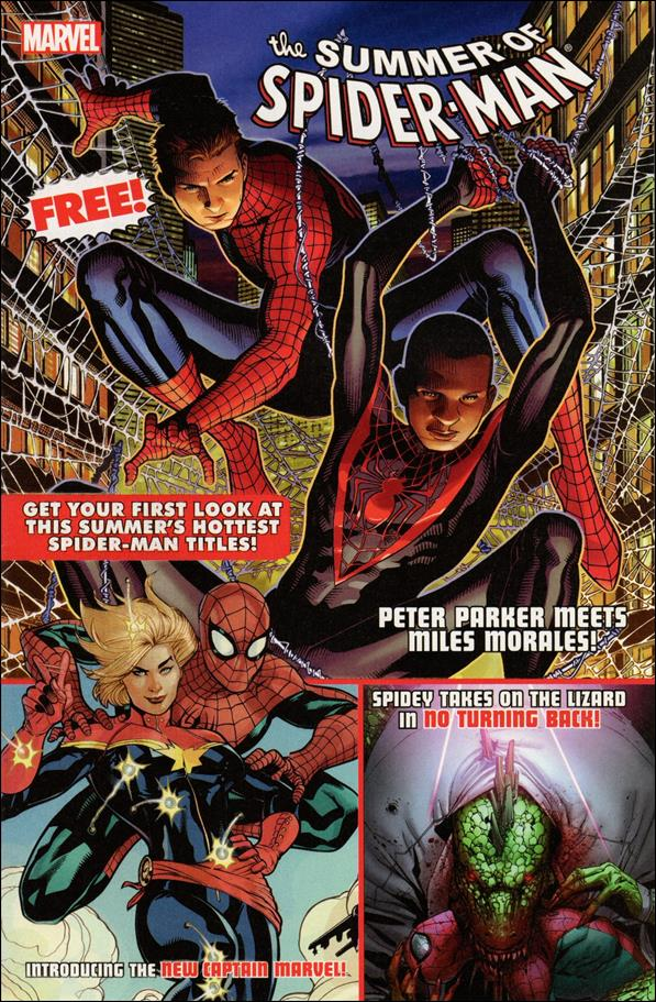 Summer of Spider-Man Sampler 1-A by Marvel