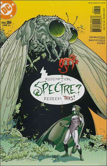 Spectre (2001) 26-A by DC
