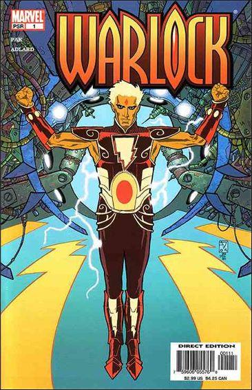 Warlock (2004) 1-A by Marvel