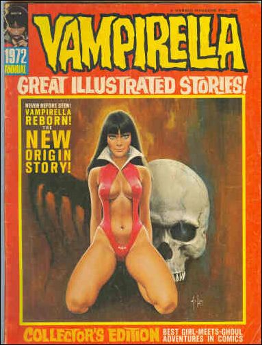 Vampirella Annual (1972) 1-A by Warren
