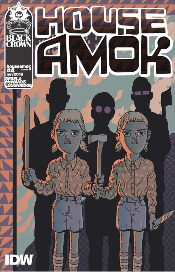 House Amok 4-B by Black Crown