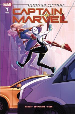 Marvel Action: Captain Marvel (2021) 1-A