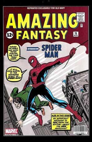 Amazing Fantasy (1962) 15-E