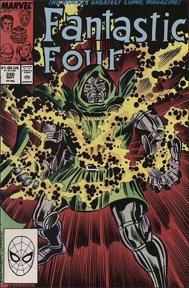 Fantastic Four (1961) 330-A by Marvel
