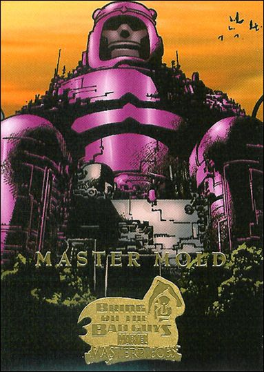 2008 Marvel Masterpieces: Series 3 (Base Set) 25-A by SkyBox