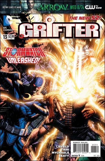 Grifter (2011) 13-A by DC