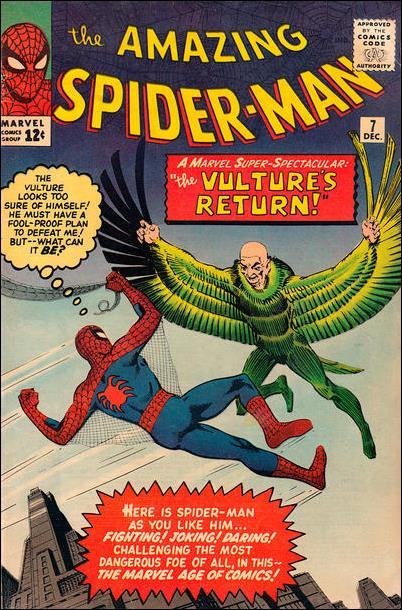 Amazing Spider-Man (1963) 7-A by Marvel