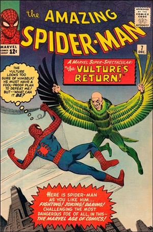 Amazing Spider-Man (1963) 7-A