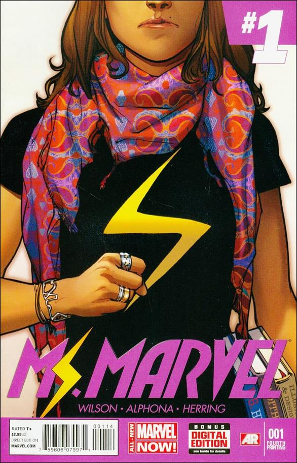 Ms. Marvel (2014)  1-H by Marvel