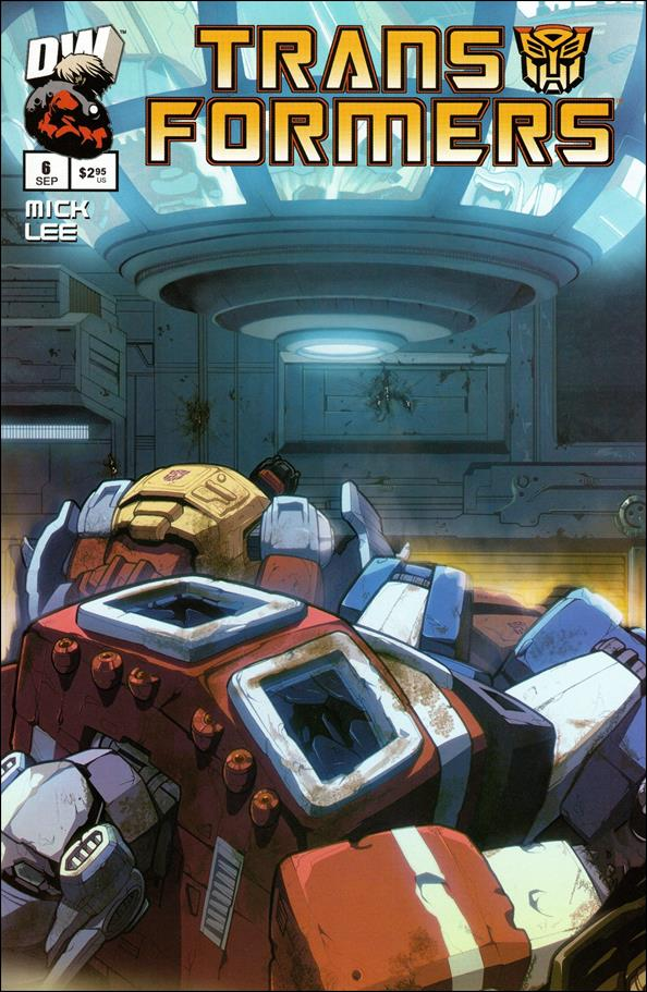 Transformers: Generation 1 (2003) 6-A by Dreamwave