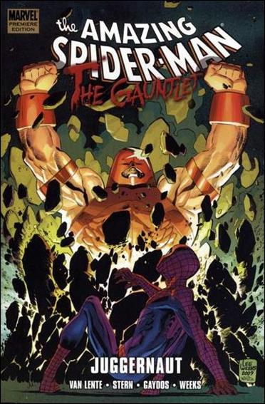 Spider-Man: The Gauntlet 4-A by Marvel