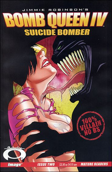 Bomb Queen IV: Suicide Bomber 2-A by Image