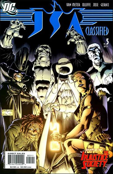 JSA: Classified 5-A by DC