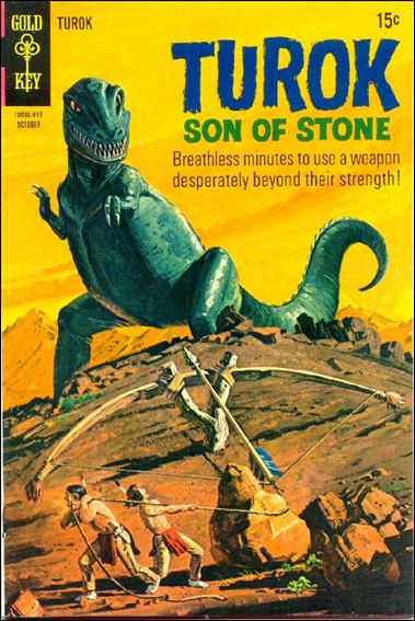 Turok, Son of Stone (1956) 67-A by Gold Key