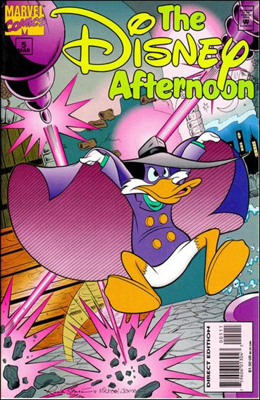 Disney Afternoon 5-A by Marvel