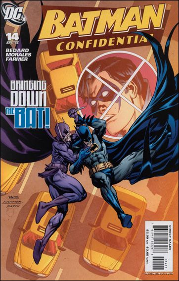 Batman Confidential 14-A by DC