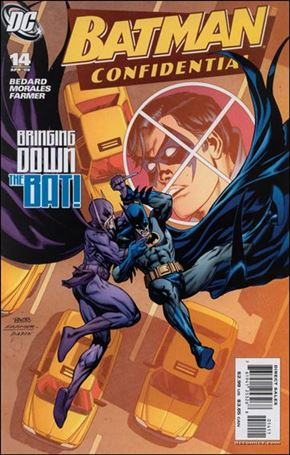 Batman Confidential 14-A