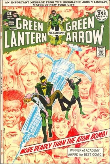 Green Lantern (1960) 86-A by DC