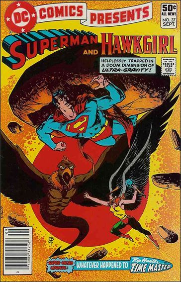 DC Comics Presents (1978) 37-A by DC