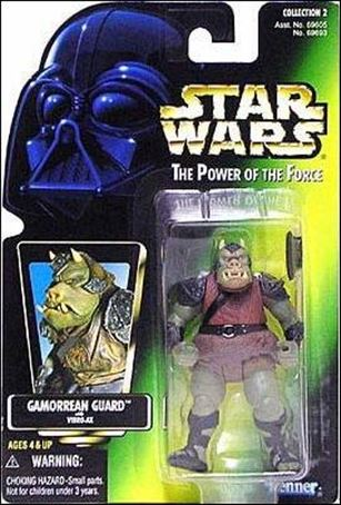 "Star Wars: The Power of the Force 2 3 3/4"" Basic Action Figures Gamorrean Guard"