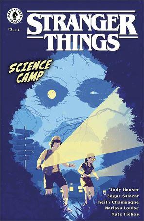 Stranger Things: Science Camp 3-B