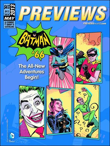 Previews 296-A by Diamond Comic Distributors