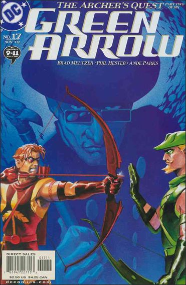 Green Arrow (2001) 17-A by DC