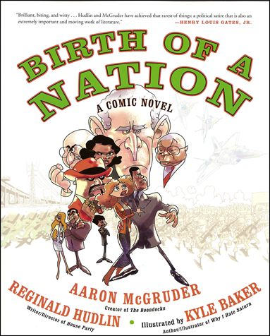Birth of a Nation 1-A by Three Rivers Press