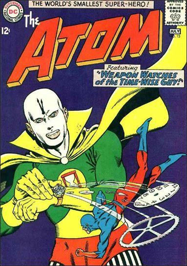 Atom 13-A by DC