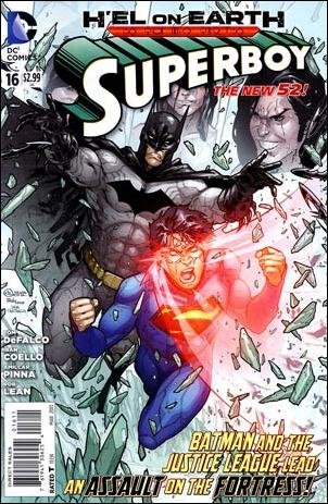 Superboy (2011/11) 16-A by DC